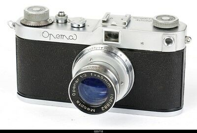 Camera Meopta With Lens Openar 2/45mm