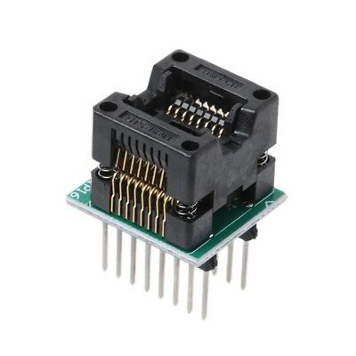 SOP16 TO DIP16 IC SOP16 Socket Turn DIP16 Programmer Adapter 150mil Write Seat