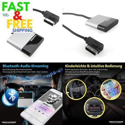 Viseeo Tune2Air Wma3000A Bluetooth Adapter For Streaming Ipod/Iphone/Ipad To