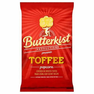 Butterkist Popcorn - Toffee (200g) - Pack of 6