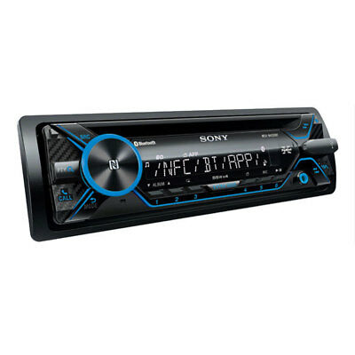 Sony MEX-N4200BT Autoradio CD AUX USB Bluetooth EXTRA BASS Funktion 4x 55W MP3