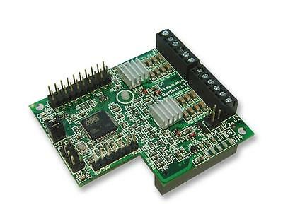 MCU/MPU/DSC/DSP/FPGA Development Kits - ADD-ON BOARD MOTOR/POWER CONTROL RPI