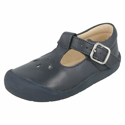 Girls Startrite T-Bar Shoes 'First Evy'