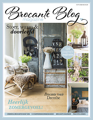 Brocante Blog 04/2018 Shabby Chic Vintage Brocante Antique