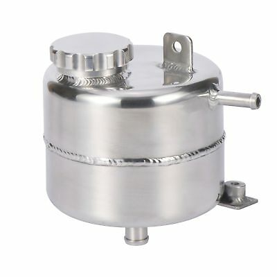 Alloy Radiator Coolant Overflow Expansion Tank for Mini Cooper R52 R53 Polished