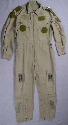 12221695cbf2 Canadian Army Pilot Flyer Coveralls Suit - 7042 - Nomex Fire Resistant -  1199K8