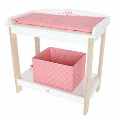 Hape Toys Baby Changing Table (3 pieces)