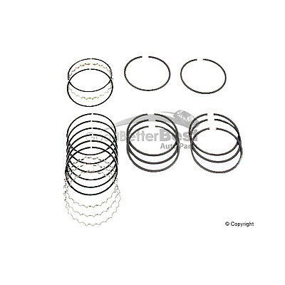 Engine Piston Ring Set Mahle 42112cp Fits 99 03 Ford F 150 5 4l V8