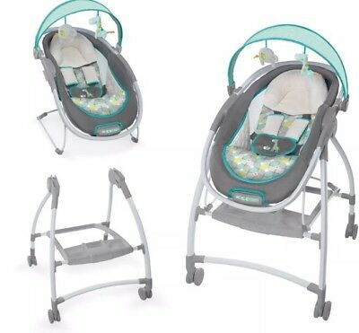 Ingenuity Inreach Mobile Lounger And Bouncer Bouncer Quincy