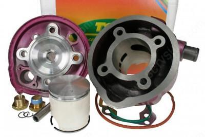 9912800 CILINDRO TOP 2PLUS 70CC D.47 YAMAHA AEROX 50 2T LC euro 0-1 SP.10 GHISA