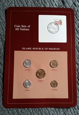 Coin Sets Of All Nations - Islamic Republic of Pakistan