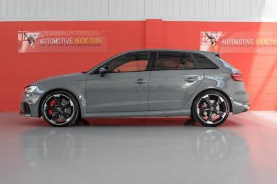 2018 Audi RS3 8V Sportback 2.5 TFSI Quattro S-Tronic 400PS | £8,000 of Options |