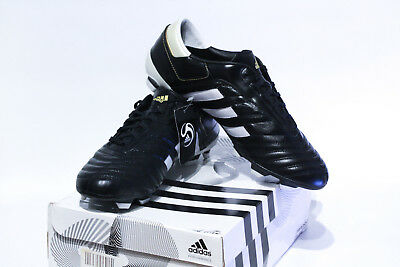huge selection of c26ff 05d6a Adidas Adipure III TRX FG new US10.5 Black Leather G00927 predator Kroos  11pro