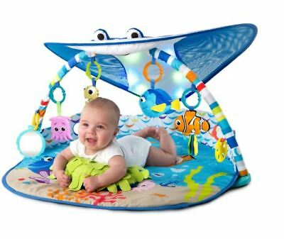 Baby Mr Ray Ocean Lights Activity Gym Finding Nemo Characters Crush & Dory Toys
