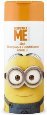 Minions Shampoo & Conditioner 2in1 400ml
