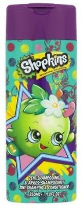Shopkins 2in1 Shampoo & Conditioner 350ml