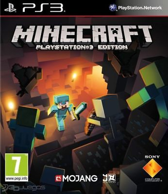 Minecraft☑️PlayStation 3 PS3☑️Digital Game🎮Download☑️Please Read