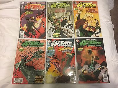 Connor Hawke Dragon's Blood #1-6 (NM) Complete Series Green Arrow DC Comics