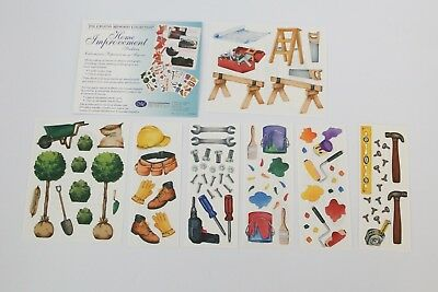 Creative Memories Home Improvement Stickers BNIP