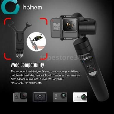 Hohem iSteady 3Axis Handheld Gimbal Stabilizer for GoPro Hero Sony Action Camera