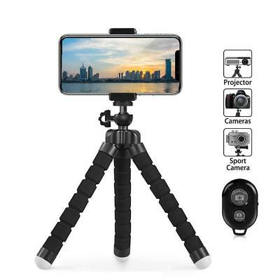Gopro Tripod Stand,Octopus Lightweight Adjustable Camera Stand Phone Tripod