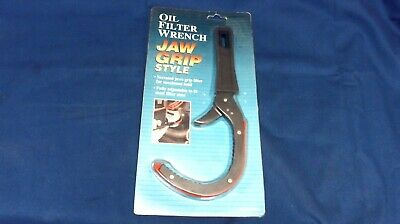 New Oil Filter Wrench At61055B Jaw Grip Style