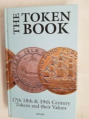the token book 17th 18th 19th centuries & their values 2010 if out print 512page