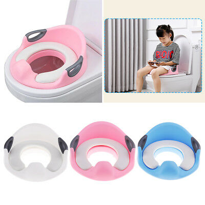MagiDeal Summer Infant My Size Baby Potty Training Toilet Seats with Handles