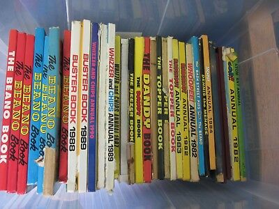 Dandy + Beano Comics & Annuals