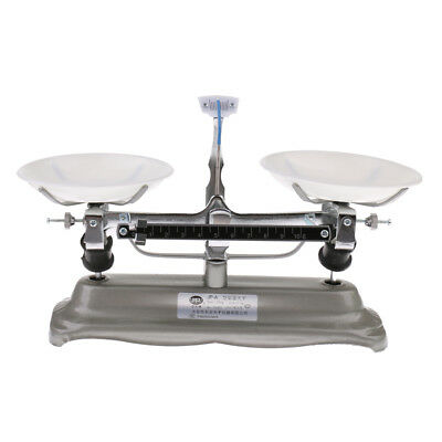 MagiDeal 500g Table Balance Scale Mechanical Scale with 7 Weights Tools