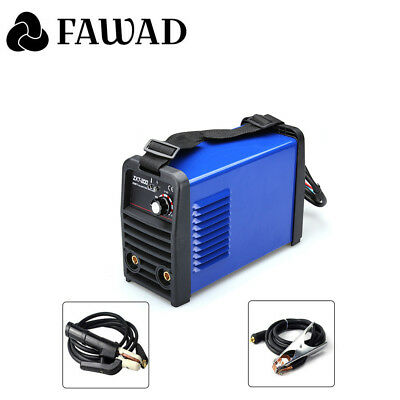 200AMP Welding Inverter Machine MMA/ARC Portable Welder ZX7-200 IGBT DC UK STOCK