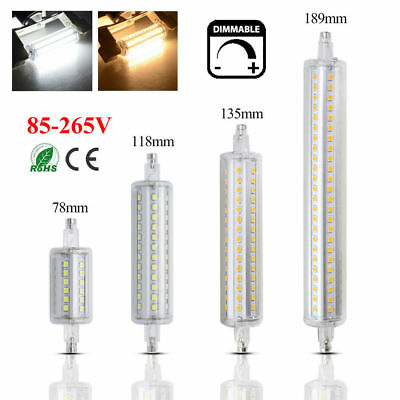 Dimmable R7S J78/J135/J118/J89 LED Flood Light Corn Bulb Lamp 2835 SMD AC 220V