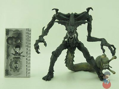 Fewture Devilman Action Figures Serie - Gelmer (Black Version)