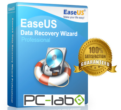 Easeus Data Recovery Wizard  Professional  Full Version Genuine