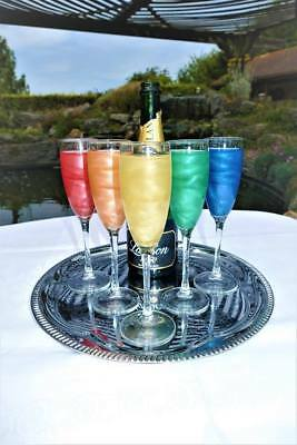 Pride Sparkly drinks dust or mix and match, Prosecco shimmer, Gin party festival