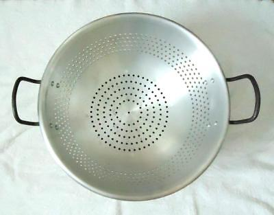 Wearever 4611 Colander Commercial Institutional Hd Aluminum Footed Pan