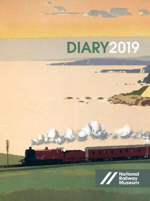 National Railway Museum Pocket Diary 2019 | National Railway Museum