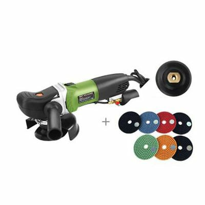 220/110V Variable 6Speed Wet Granite Concrete Stone Polisher Grinder Machine New