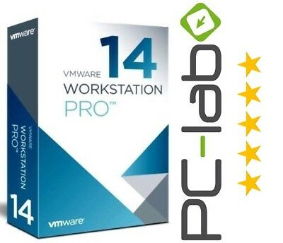 VMware Workstation 14 Pro Full Edition - Windows ⭐ Digital Download ⭐