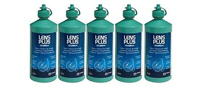 AMO Lens Plus Ocupure Saline Solution Cleaner Gentle 360ml