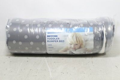 Milliard Portable Toddler Bumper Bed  Folds for Travel MIL-TDLRBD - New Other