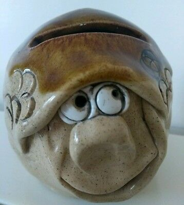 Pretty Ugly Pottery Wales -  Money Box