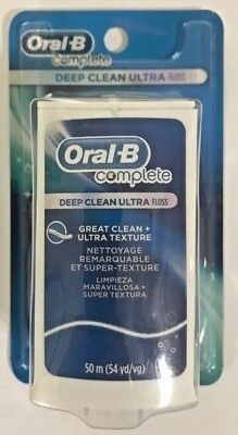 Oral-B Complete Deep Clean Ultra Dental Floss exp. 4/2019