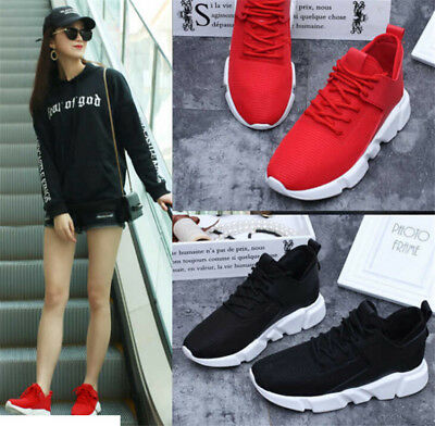 Fashion Outdoor Sneakers Breathable Casual Sport Athletic Running Shoes wv