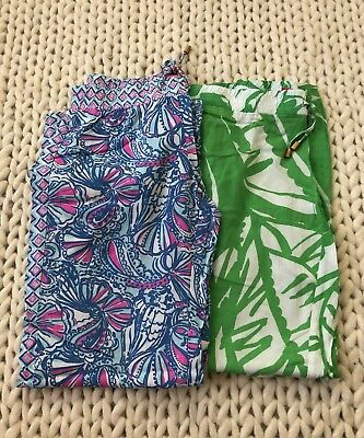 0bcec7594fd5e LILLY PULITZER FOR Target My Fans Palazzo Pants Size XS -  36.99 ...