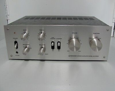 Pioneer SA-5300 Stereo Amplifier Rare 70s Audiophile Japan G.W.O