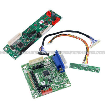 MT6820-B MT6820-MD LCD Driver Controller V2.0 Universal Board With Cable DIY
