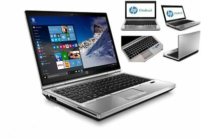 HP EliteBook 2570p Windows 10  7 Core i5  4Gb 8Gb Microsoft Office 16 Laptop CD