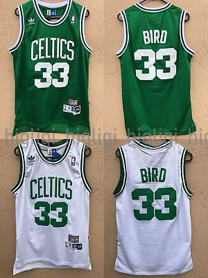 b216cb937535 NWT LARRY BIRD  33 Boston Celtics Jersey Throwback