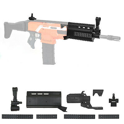 Worker MOD F10555 FN Scar Barrel Jacket 3D Printing for Nerf STRYFE Modify Toy